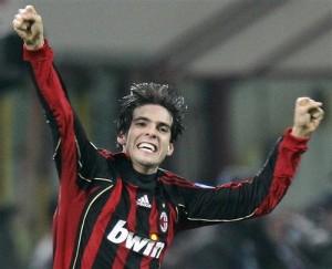 Милан-Селтик 1:0. Кака участвовал в забитом голе
